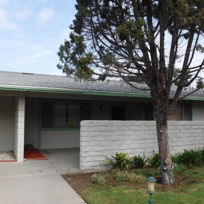 Port Hueneme Single Family Home For Sale: 109 W Alta Green