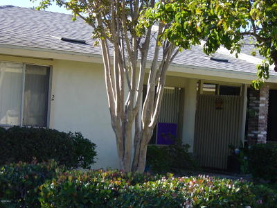 Port Hueneme Single Family Home For Sale: 2 W Elfin Green Avenue