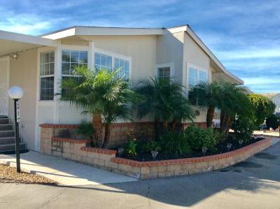 Oxnard Mobile Home For Sale: 440 Borrego Avenue