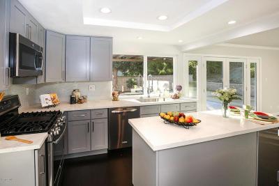 Thousand Oaks Single Family Home For Sale: 291 W Avenida De Las Flores