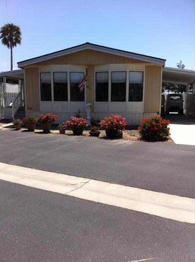 Oxnard Mobile Home For Sale: 4501 W Channel Islands Boulevard #44