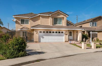 Moorpark Single Family Home For Sale