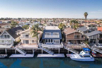 Oxnard Single Family Home Active Under Contract: 2320 Monaco Drive