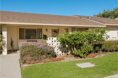 Port Hueneme Single Family Home For Sale: 51 W Fiesta Green