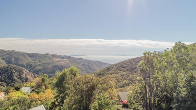 Malibu Single Family Home Active Under Contract: 2117 Las Flores Canyon Road