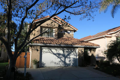 Ventura Single Family Home Active Under Contract: 2425 Nahua Lane