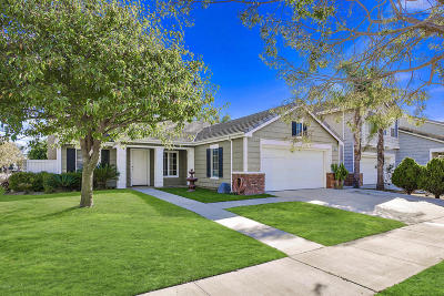 Oxnard Single Family Home Active Under Contract: 742 Teresa Street