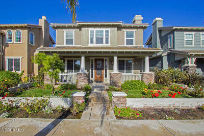 Oxnard Single Family Home Active Under Contract: 1456 Estuary Way