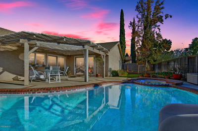 Thousand Oaks Single Family Home For Sale: 290 Autumnwood Street