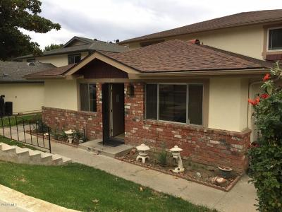 Ventura Single Family Home For Sale: 1113 Saratoga Avenue