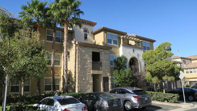 Camarillo Single Family Home Active Under Contract: 243 Riverdale Court #425