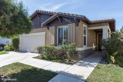 Oxnard Single Family Home For Sale: 731 Bravo Drive