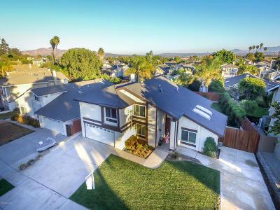Ventura Single Family Home For Sale: 9602 Oneida Street