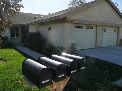 Camarillo Single Family Home For Sale: 42204 Village 42