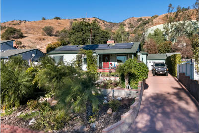 Fillmore Single Family Home Active Under Contract: 310 Foothill Drive