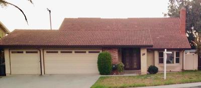Ventura Single Family Home For Sale: 875 Greensboro Road