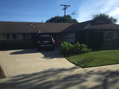 Ventura Single Family Home For Sale: 984 Montgomery Avenue