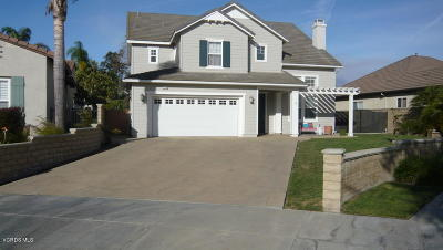 Oxnard Single Family Home For Sale: 2013 Turnberry Drive