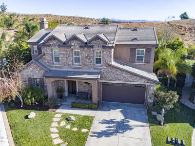 Moorpark Single Family Home For Sale: 13299 Shadow Wood Place