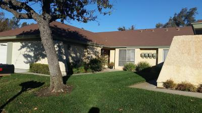 Camarillo Single Family Home Active Under Contract: 1303 Village 1