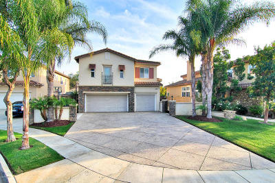 Camarillo Single Family Home For Sale: 2074 Las Estrellas Court