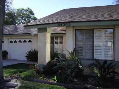 Camarillo Single Family Home For Sale: 44203 Village 44