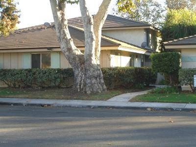 Port Hueneme Single Family Home For Sale: 2720 Bolker Drive