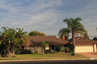 Camarillo Single Family Home For Sale: 1190 Rosewood Avenue