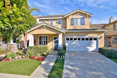 Oxnard Single Family Home Active Under Contract: 1762 Sonata Drive