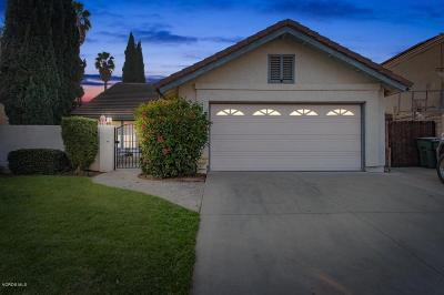 Camarillo Single Family Home For Sale: 6075 Fremont Circle