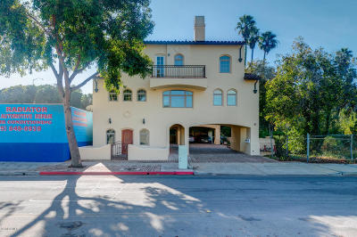 Ventura Multi Family Home For Sale: 42-46 E Thompson Boulevard