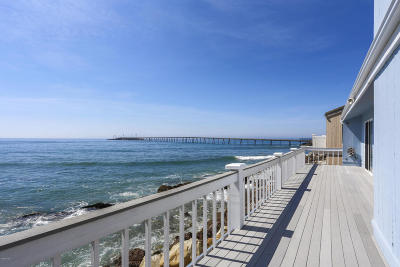 Ventura Single Family Home For Sale: 6614 Old Pacific Coast Highway