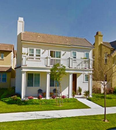 Oxnard Single Family Home Active Under Contract: 718 Nile River Drive