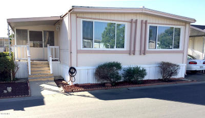 Ventura Mobile Home For Sale: 219 Wisteria Way