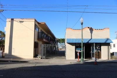 Oxnard Commercial For Sale: 633 Meta Street