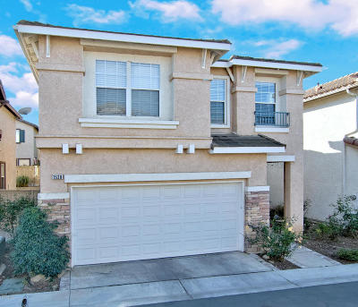 Camarillo Single Family Home For Sale: 1538 Tierra Buena Court
