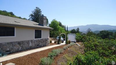 Ojai Rental For Rent: 920 Loma Drive