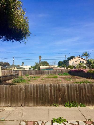 Ventura Residential Lots & Land For Sale: 336 Jordan Avenue