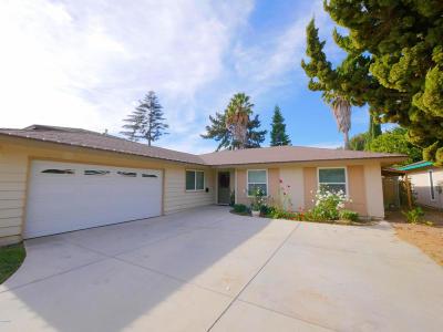 Oxnard Single Family Home Active Under Contract: 2035 Rhonda Street