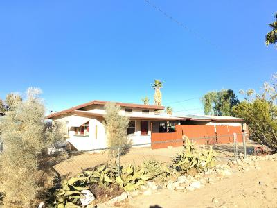 Single Family Home For Sale: 74768 Sunset Drive