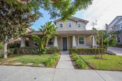 Camarillo Single Family Home Active Under Contract: 380 Town Forest Court