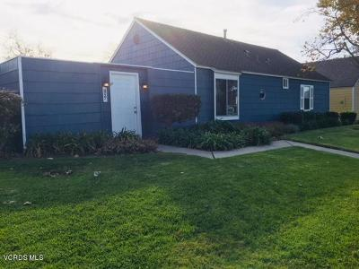 Port Hueneme Single Family Home For Sale: 457 Corvette Street