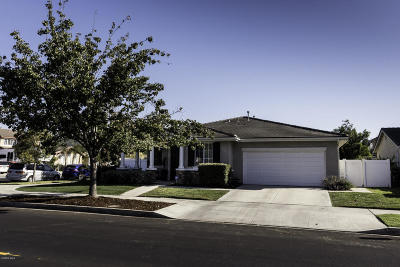 Oxnard Single Family Home Active Under Contract: 1984 Indiana Drive
