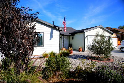 Port Hueneme Single Family Home Active Under Contract: 637 Joyce Drive