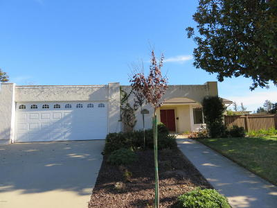 Camarillo Single Family Home Active Under Contract: 2264 Newquist Court