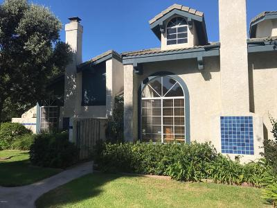 Port Hueneme Single Family Home Active Under Contract: 2556 Mariner Cove