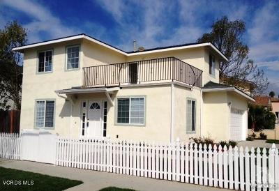 Oxnard Multi Family Home For Sale: 429 W 6th Street