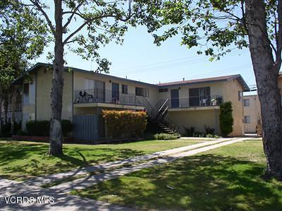 Oxnard Multi Family Home Active Under Contract: 1316 Azalea Street