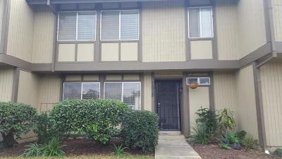 Ventura Single Family Home Active Under Contract: 1528 Thrasher Court #108