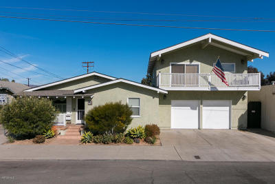 Ventura Multi Family Home For Sale: 481 Ventura Avenue